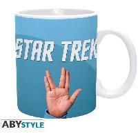 Service Petit Dejeuner Mug Star Trek - Spock