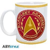 Service Petit Dejeuner Mug Star Trek - Starfleet Academy- 320 ml