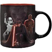 Service Petit Dejeuner Mug Star Wars - 320 ml - Darkness Rises - boite - ABYstyle