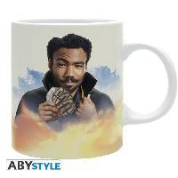 Service Petit Dejeuner Mug Star Wars - 320 ml - Lando - subli - avec boite - ABYstyle