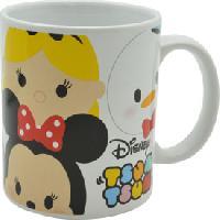 Service Petit Dejeuner Mug ceramique 320 ml Tsum-Tsum Disney