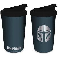 Service Petit Dejeuner Mug de voyage Star Wars - Mandalorian