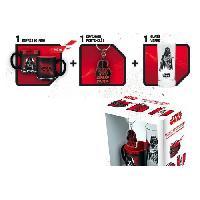 Service Petit Dejeuner Pack Mug + Porte-cles + Mini Mug Star Wars - Verre 29cl + Porte-cles PVC + Mini Mug Dark Vador - ABYstyle