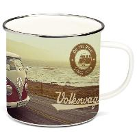 Service Petit Dejeuner Tasse 500ml Vw T1 Bus Highway 1