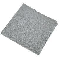 Serviette De Table Lot de 12 serviettes de table Yuco - Acier