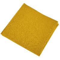 Serviette De Table Lot de 12 serviettes de table Yuco - Curry