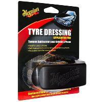 Serviettes et Tampons Tampon Applicateur Meguiars X3090 pour pneus
