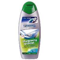 Shampoing Et Produit Nettoyant Exterieur Shampooing Lustrant Ecologique 500ml - Michelin