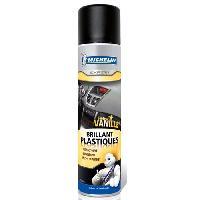 Shampoing Et Produit Nettoyant Interieur MICHELIN Expert Brillant plastiques - 400 ml vanille