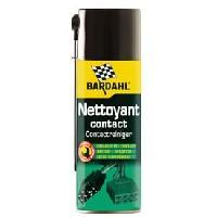 Shampoing Et Produit Nettoyant Interieur Nettoyant contact electrique - 400ml - Bardahl