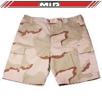 Short - Bermuda Short Bermuda - Comba du desert - XL - Camouflage - MID