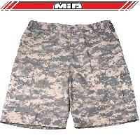 Short - Bermuda Short Bermuda - Combat Urbain - XL - Camouflage Pixel