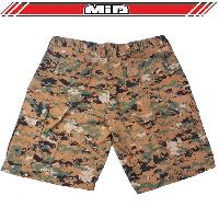 Short - Bermuda Short Bermuda - Combat de la Jungle - XL - Camouflage Pixel Generique