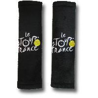 Sieges & harnais 2 Fourreaux de ceinture noir - Le Tour De France