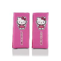 Sieges & harnais 2 Mini Fourreaux De Ceinture Hello Kitty Rose