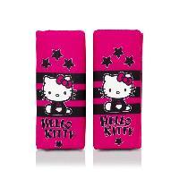 Sieges & harnais 2 Mini Fourreaux De Ceinture Hello Kitty Star