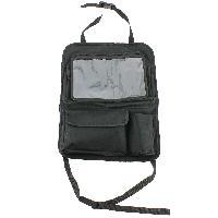 Sieges & harnais Range tout pour dossier avec espace tablette - Noir Carplus