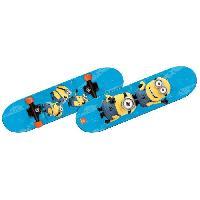 Skateboard - Shortboard - Longboard - Pack LES MINIONS Skate Board en Bois
