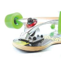 Skateboard - Shortboard - Longboard - Pack MAUI AND SONS Longboard Cutout
