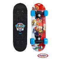 Skateboard - Shortboard - Longboard - Pack PAT' PATROUILLE Mini Skate Erable 17'