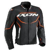 Slider Blouson - Slider Combinaison - Slider Pantalon - Autres Sliders IXON Blouson de moto Sprinter - Noir - Orange - XL 52