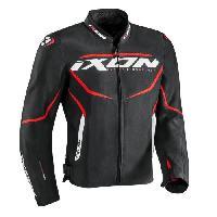 Slider Blouson - Slider Combinaison - Slider Pantalon - Autres Sliders IXON Blouson de moto Sprinter - Noir - Rouge - XXL 54
