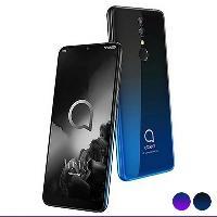 Smartphone - Mobile ALCATEL 3 5053D 2019 - 32 Go - Noir et bleu