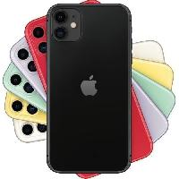 Smartphone - Mobile APPLE iPhone 11 64Go Noir - Reconditionné - Comme neuf