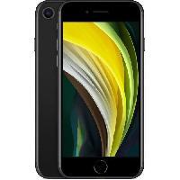 Smartphone - Mobile APPLE iPhoneSE 64Go Noir - Reconditionné - Excellent état