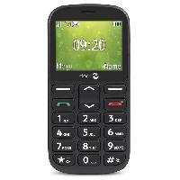 Smartphone - Mobile Doro 1360 blister Black