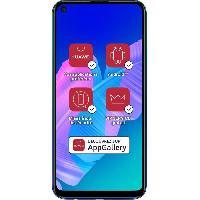 Smartphone - Mobile HUAWEI P40 Lite E Aurora Blue 64 Go