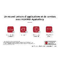 Smartphone - Mobile HUAWEI P40 Lite Jenny Sakura Pink (Services Google non intégrés)