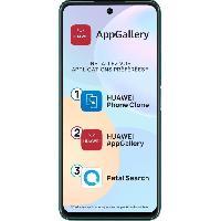 Smartphone - Mobile HUAWEI PSMART 2021 CRUSH GREEN