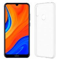 Smartphone - Mobile HUAWEI Smartphone Y6S Starry Noir + Coque TPU Transparent