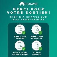 Smartphone - Mobile HUAWEI Y5 2019 Sapphire Blue 16 Go