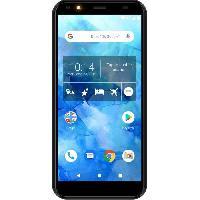 Smartphone - Mobile LE CONNECT SMARTPHONE 5.45 POUCES OCTA CORE 2+32 4G BLISTER BLACK