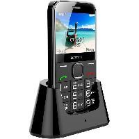 Smartphone - Mobile LOGICOM L-623 Noir 128 Mo