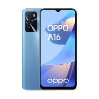 Smartphone - Mobile OPPO A16 64GO Bleu