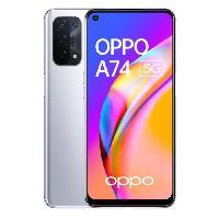 Smartphone - Mobile OPPO A74 5G 128Go Silver