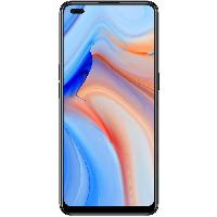 Smartphone - Mobile OPPO Reno4 Spatial 5G - 128 Go - Noir 6 8 Go RAM - Charge rapide SuperVOOC 2.0 / 65 W