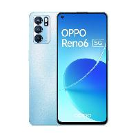 Smartphone - Mobile OPPO Reno6 5G 128Go Bleu