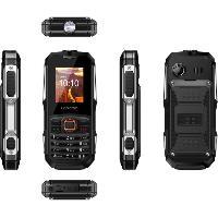 Smartphone - Mobile Telephone durcit etanche double SIM Logicom L-Xtrem21