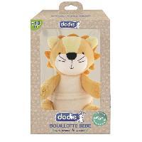 Soin Bebe DODIE Bouillotte graine Lion - 18 mois et plus