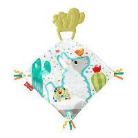 Soin Bebe FISHER-PRICE Mon Doudou Cactus de dentition - 3 mois et +