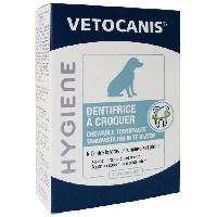 Soin Specifique Fluocanis dentifrice a croquer - Pour chien