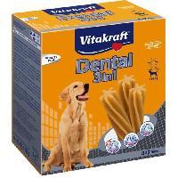 Soin Specifique Multipack Dental 3 en 1 M P-4 - Pour chien