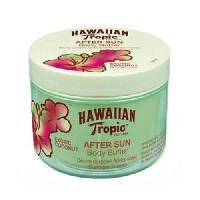 Solaires HAWAIIAN TROPIC Beurre corporel apes soleil - Noix de coco - 200 ml