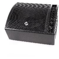 Sono - Dj ELOKANCE STM 12AS Enceinte retour de scene amplifiée - 180W - HP 12 - Filtre anti-larsen réglable. EQ 3 bandes. entrée MIC/line