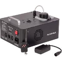 Sono - Dj IBIZA LIGHT FOG900-RGB - Machine a fumée verticale réversible a LED avec DMX & Télécommande - 900W