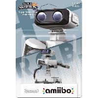 Sorbetiere - Machine A Glace Figurine Amiibo R.O.B. Collection Super Smash Bros N°46 - Nintendo